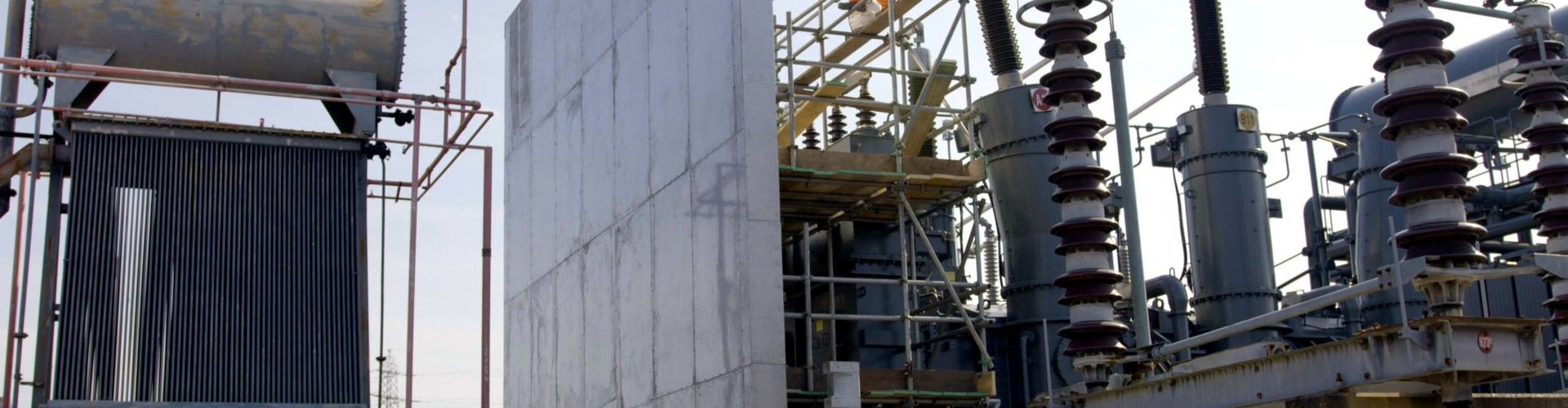 Substation Fire & Blast Protection
