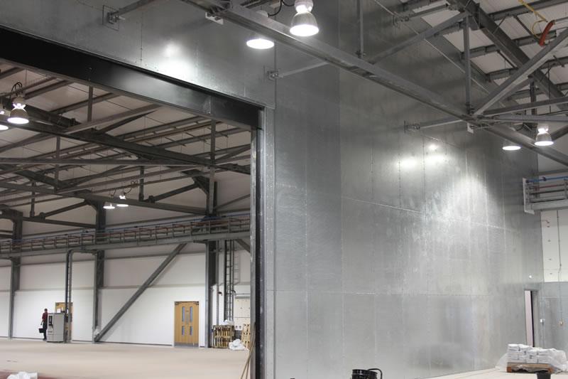 Aircraft Hangar Fire Protection