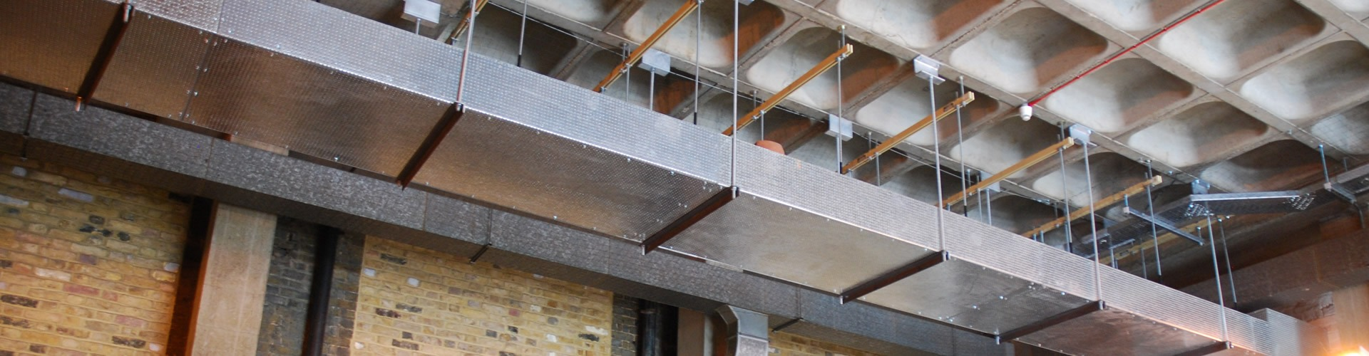 Fire Rated Ductwork (4 sided)