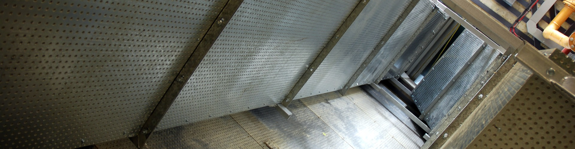 Blast Rated Ductwork & Baffles
