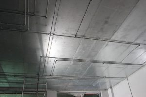 ceiling - plenum